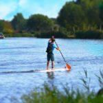 SUP és futóverseny – Demizson Race – Tokaj