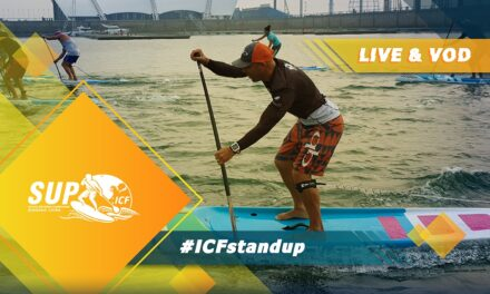 2019 ICF SUP világbajnokság Qingdao, Kína