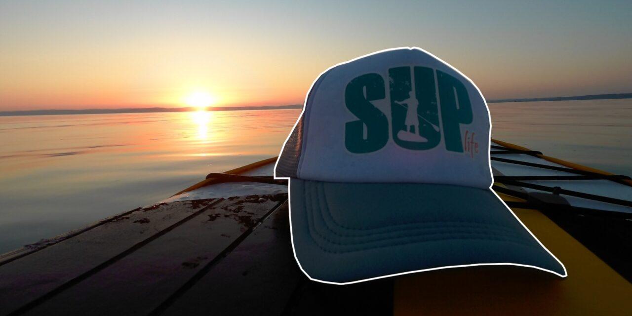Küldd be kedvenc SUP helyszínedet és nyerj SUPlife baseball sapkát!