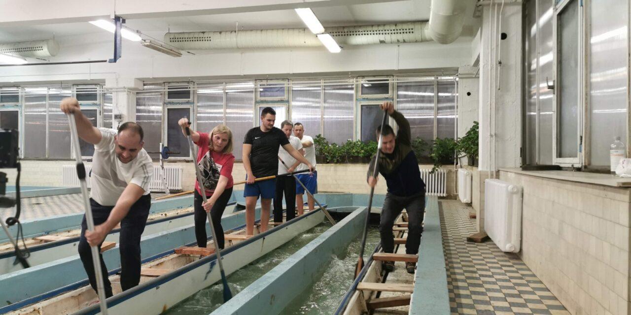 Kipróbáltuk, milyen egy SUP edzés egy világbajnokkal