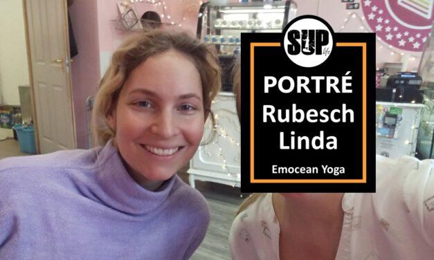 Rubesch Linda – Emocean Yoga – SUP portré