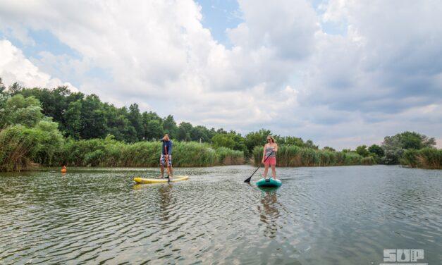 Így kaptam vissza a Tisza-tó élményét SUP-pal!