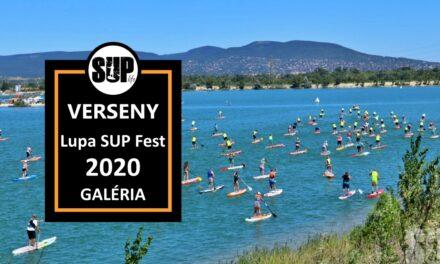 Lupa SUP Fest 2020 – beszámoló galériával