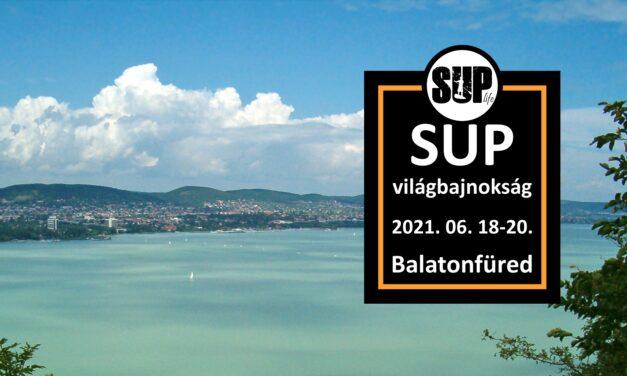 Megvan a jövő évi, hazai rendezésű SUP VB időpontja!