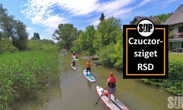 Czuczor-sziget kerülés – RSD