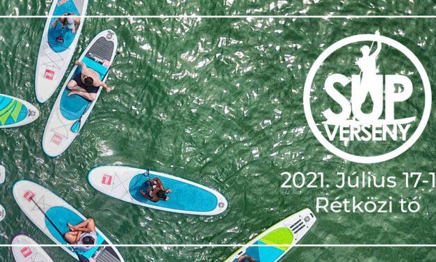 SUP Verseny – Rétközi tó, július 17-18.
