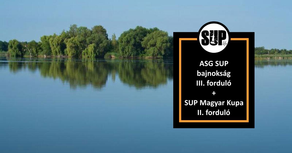 SUP Feszt III. Leveleki tó
